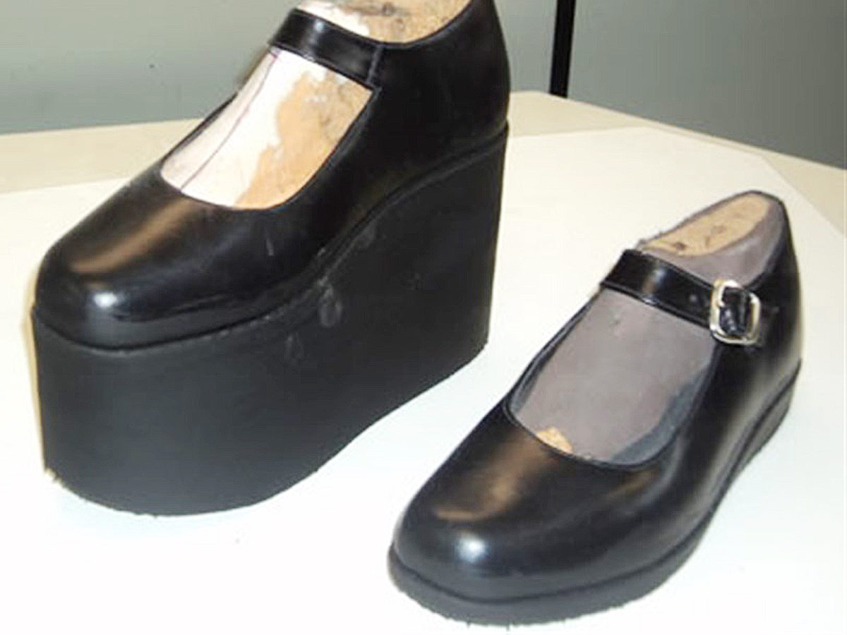 Calçados Ortopédicos em Santos