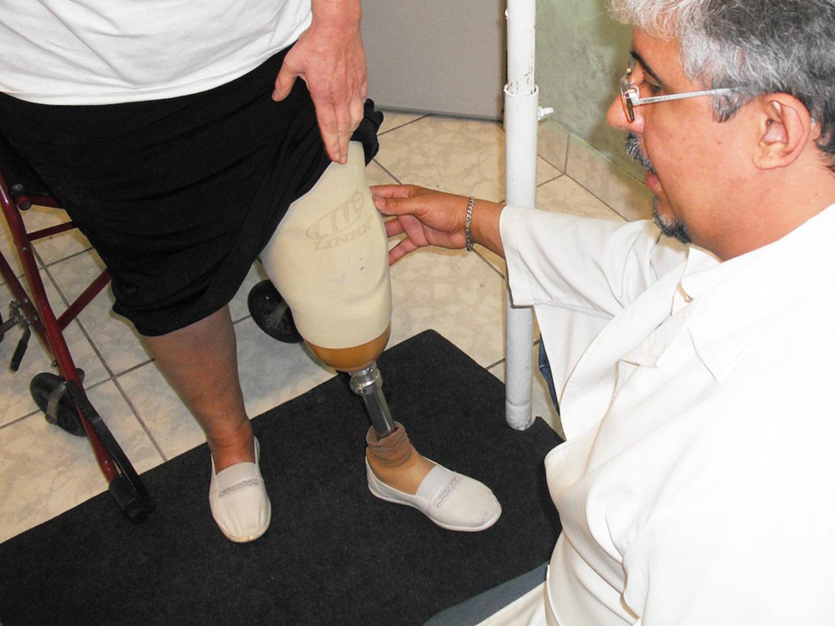 Ortopel Saúde Confecção de Próteses em Santos
