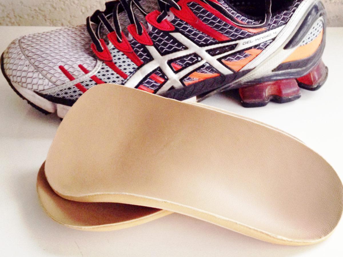 Palmilhas Ortopédicas para Calçados Ortopel Saúde